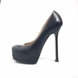 Black  Yves Saint Laurent High Heel