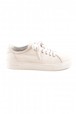 Blackstone Lace-Up Sneaker natural white casual look