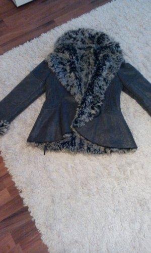 BLACKY DRESS BERLIN Kunstfellmäntel  Gr. 34-36