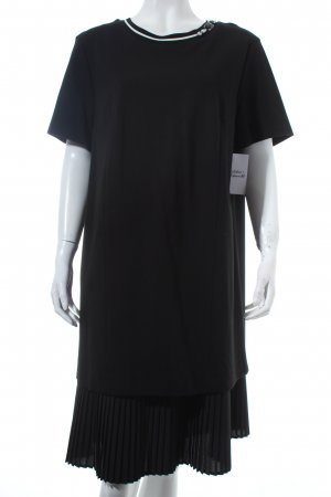 Blacky Dress Berlin Shortsleeve Dress black elegant