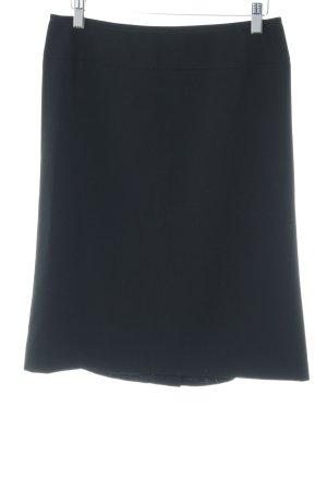 Blacky Dress Pencil Skirt black business style