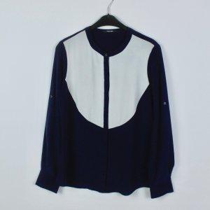 Blacky Dress Bluse Gr. 36 blau (19/04/193)