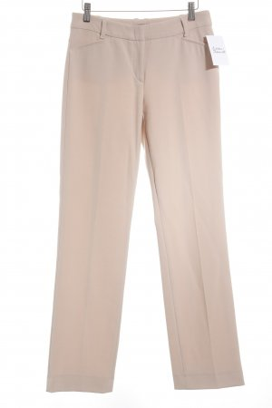 Blacky Dress Pleated Trousers dusky pink casual look