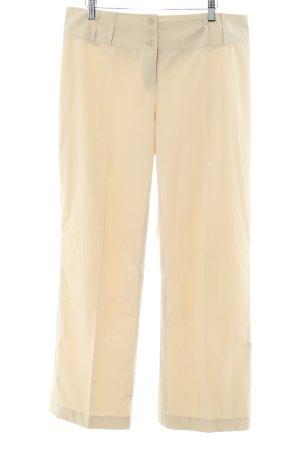 Blacky Dress Bundfaltenhose beige Elegant