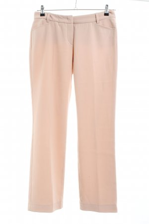Blacky Dress Pleated Trousers nude casual look