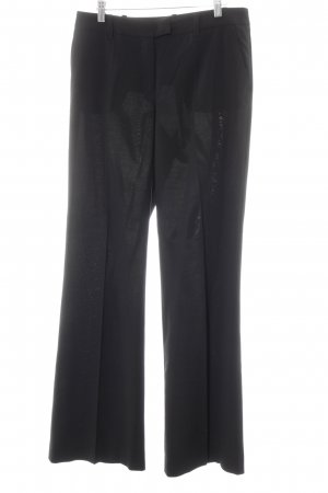 Blacky Dress Pleated Trousers black business style