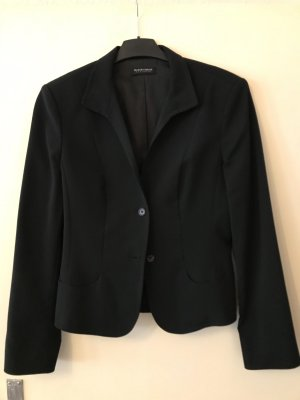 Blacky Dress Short Blazer black new wool