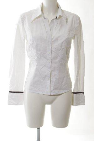 Blacky Dress Hemd-Bluse weiß klassischer Stil