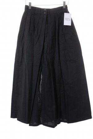 Blacky Dress High Waist Rock schwarz College-Look