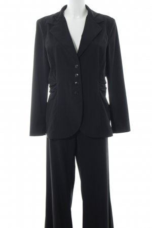 Blacky Dress Tailleur pantalone nero stile professionale