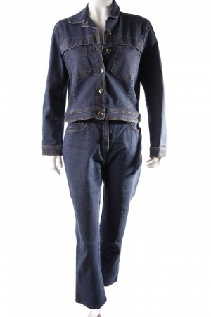 Blacky Dress Jeans und Jacke dunkelblau