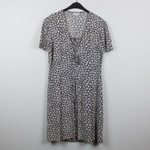 Blacky Dress Kleid Gr. 40 schwarz/weiß (18/11/275/E)