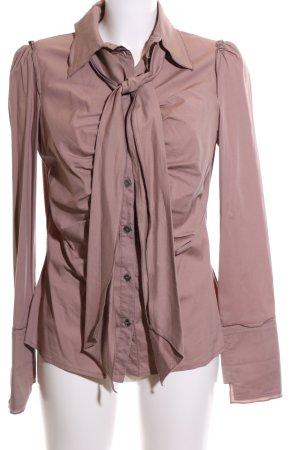 Blacky Dress Long Sleeve Blouse pink casual look