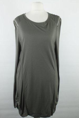 Blacky Dress Longsleeve Gr. 42 grau braun