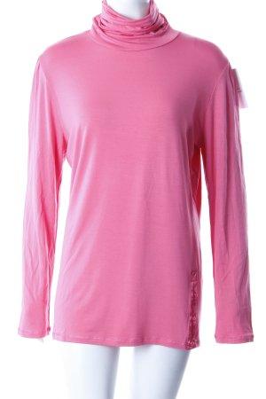 Blacky Dress Longsleeve pink