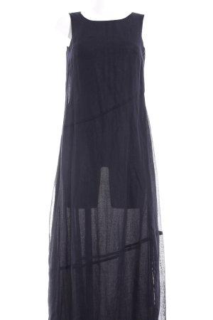 Blacky Dress Maxikleid dunkelblau Elegant