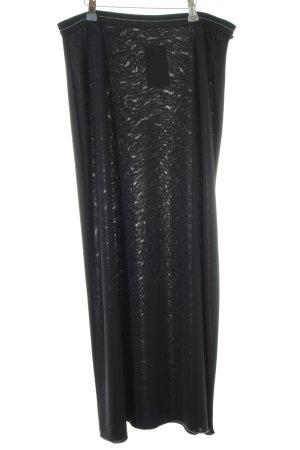 Blacky Dress Maxirock schwarz Casual-Look