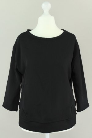 Blacky Dress Top à col bateau noir