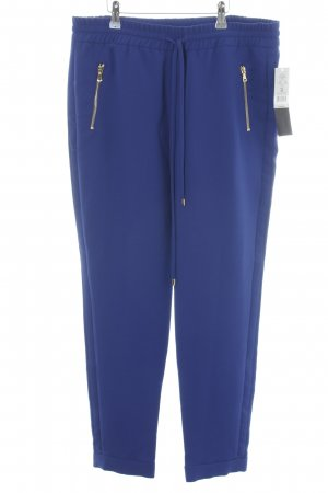 Blacky Dress Jersey Pants blue street-fashion look