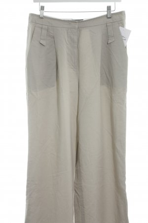 Blacky Dress Stoffhose weiß-beige Casual-Look
