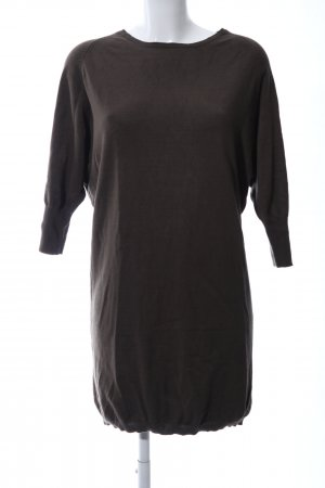 Blacky Dress Knitted Dress brown casual look
