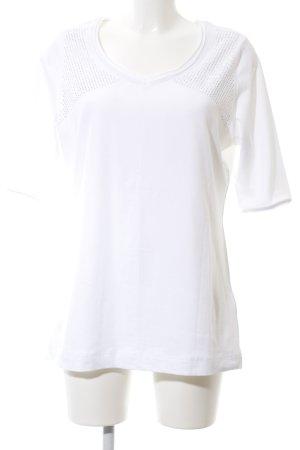 Blacky Dress T-Shirt weiß Casual-Look