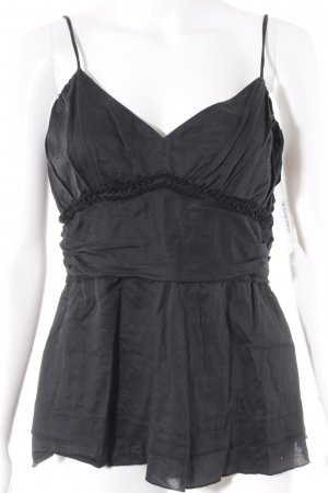 Blacky Dress Trägertop schwarz Casual-Look