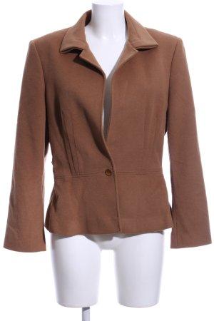 Blacky Dress Between-Seasons Jacket brown business style