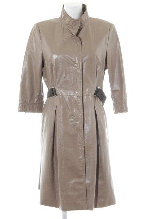 Blacky Dress Abrigo de entretiempo rosa empolvado estilo clásico