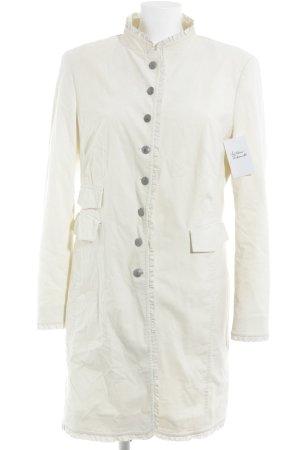 Blacky Dress Cappotto mezza stagione bianco sporco elegante