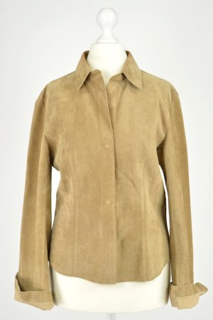 Blacky Dress Jacket light brown-brown leather