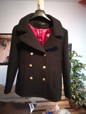 Tally Weijl Abito cappotto nero