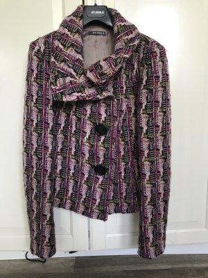 St. emile Tweed blazer veelkleurig