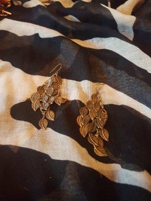 Blätter Ohrringe Vintage