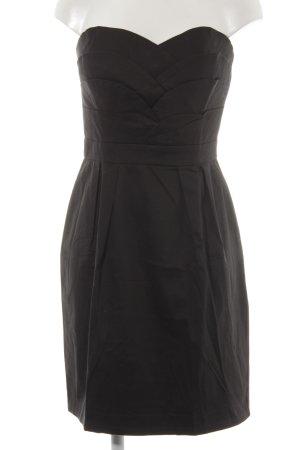 Blanco Bustierkleid schwarz Elegant
