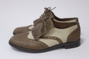 Blanco Loafer Gr. 39 braun College Look