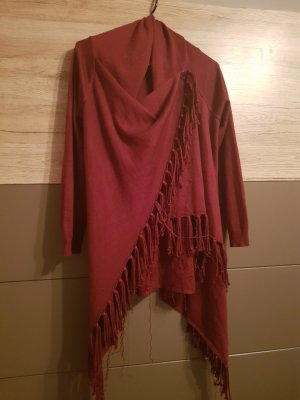 Apanage Poncho bordeaux