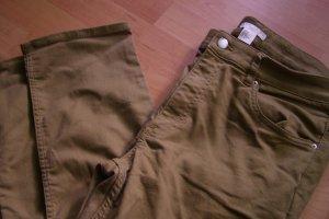 H&M Peg Top Trousers multicolored cotton