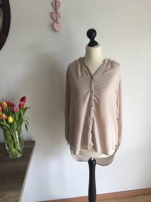 Blassrosa Bluse von H&M