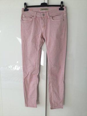 Blassrosa Drykorn-Jeans