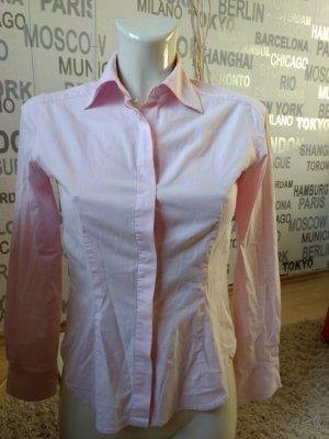 blassrosa elegante Bluse Zara, Buisiness