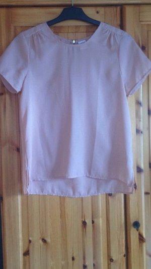 Blassrosa T-Shirtbluse von Vero Moda