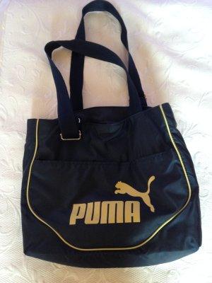 Blau Gelbe Tasche von Puma