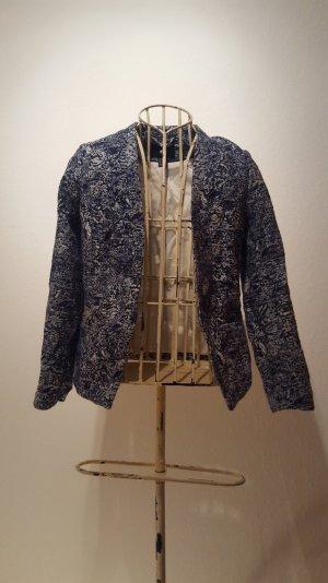 Blau gemutzter H&M Blazer
