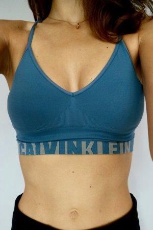 Blau-graues Calvin Klein Bustier