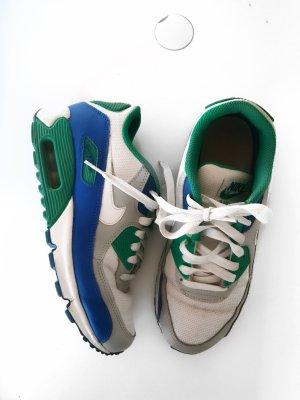 Blau/Grün Nike Air Max 90