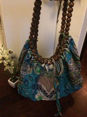 Blau-Grüne Sommertasche von Görtz