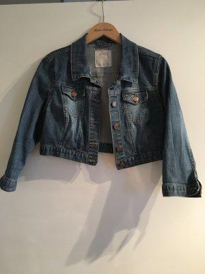 Blau Jeans Jacke von Primark