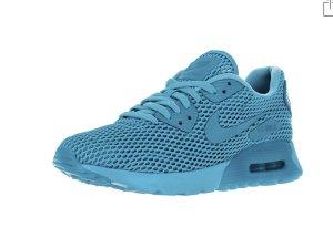 Blau Nike women air 90 ultra breeze