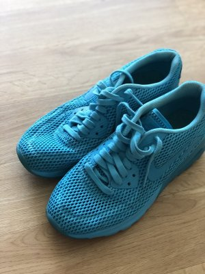 Blau Nike women air 90 ultra breeze